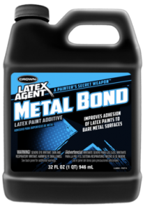 Metal Bond By Latex Agent