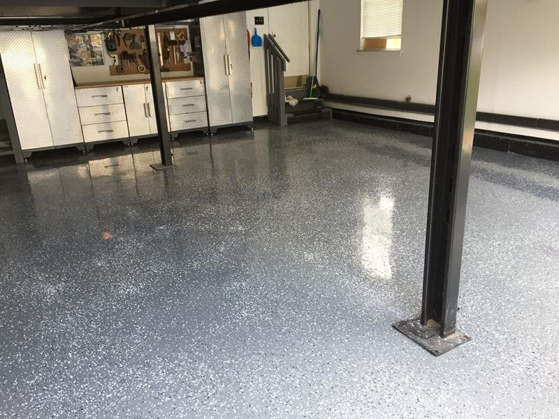 Ryan Amato Epoxy Floors