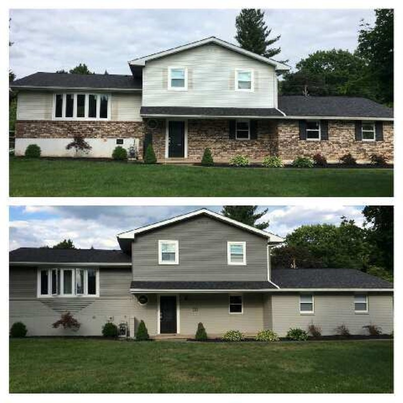 Ryan Amato Residentail Exterior Painting
