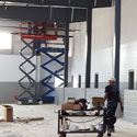 Lehigh Valley interior commercial painting