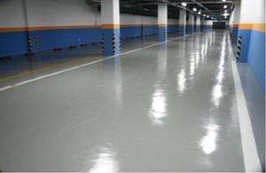 Electrostatic Dissipative Floor Systems