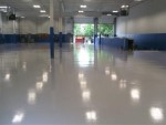 UV Cured Epoxy Flooring