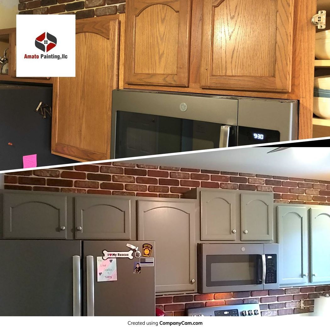 Painting Kitchen Cabinets Lancaster Pa 2022